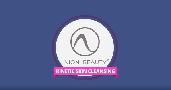What is Kinetic Skin Cleansing™?